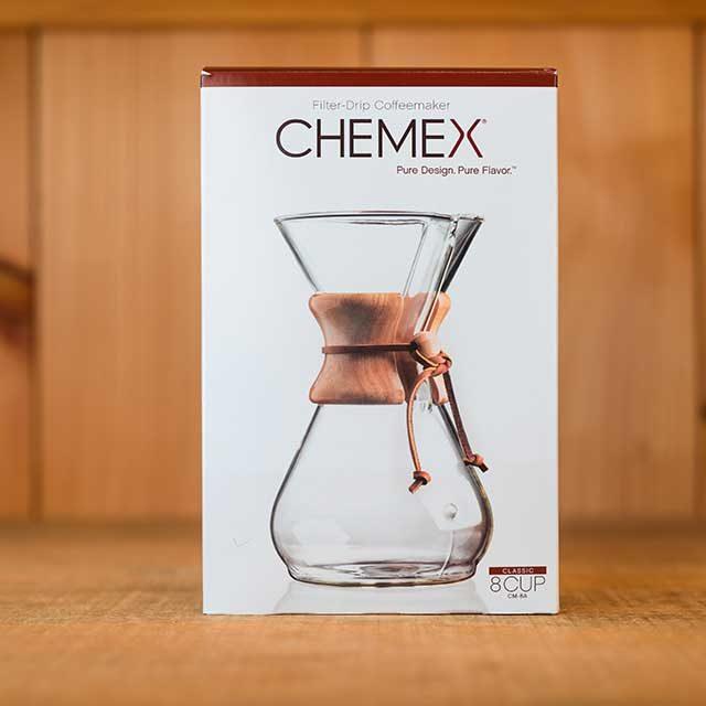 chemex 8 cup box
