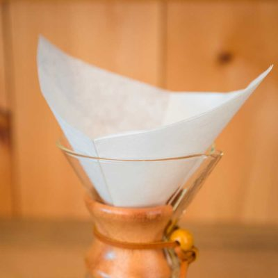 square chemex filters
