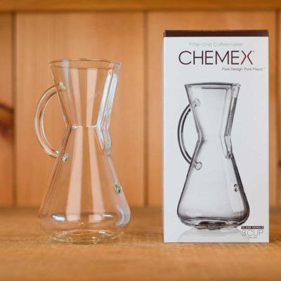 chemex glass 3 cup