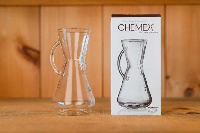 chemex glass 3 cup