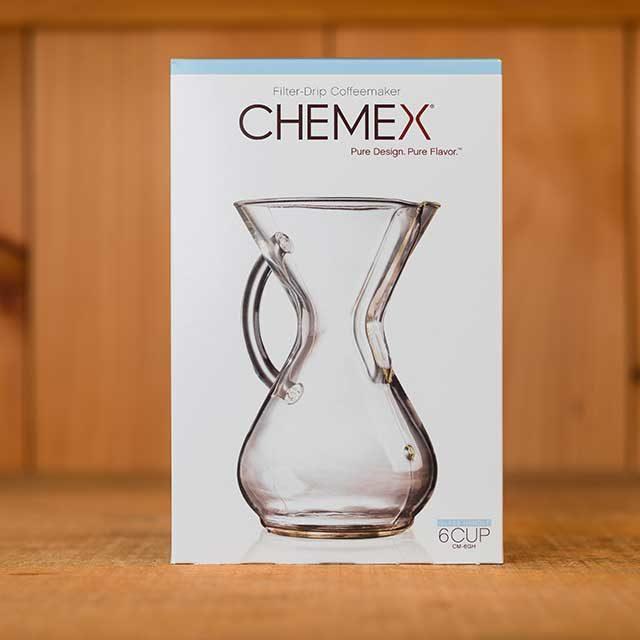 glass chemex 6 cup box