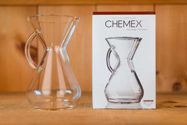 glass chemex 8 cup box